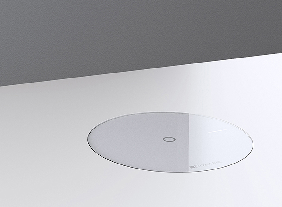 SOFTLINE - Flush tempered glass wireless charging system 3
