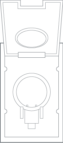 SOCKETS WITH FLUSH CLOSING LID 4