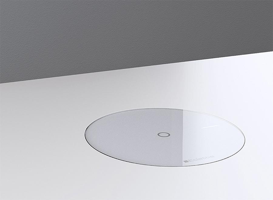 SOFTLINE - Flush tempered glass wireless charging system 3
